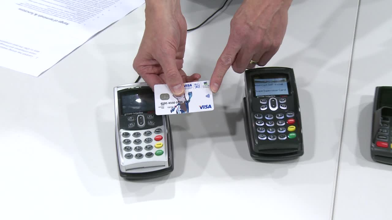 Contactless Payments | Lloyds Bank Cardnet