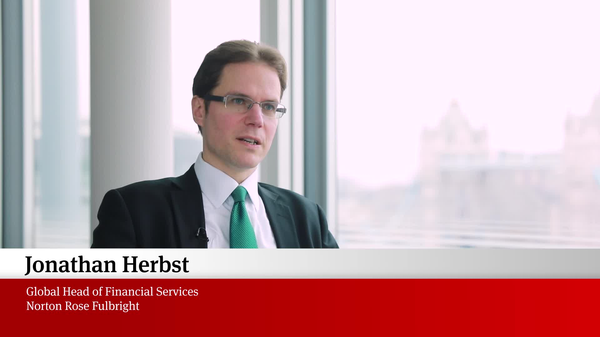 Brexit Broadcast – Brexit update – Financial Services