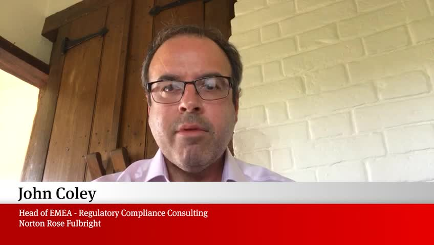 Financial services regulation and COVID-19 video diaries: The FCA's business plan 2020/2021