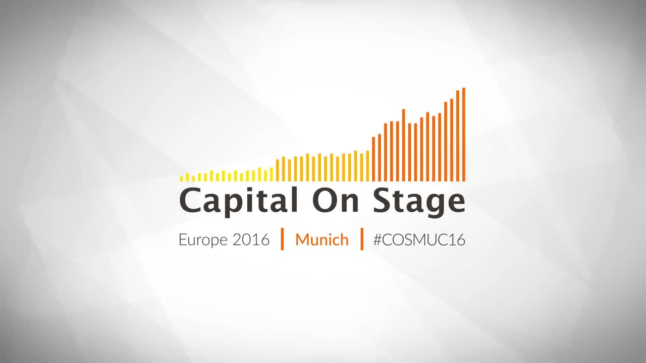 Capital On Stage - Munich